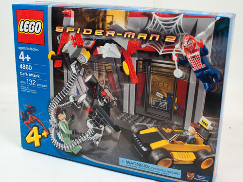 lego spider man 3 sets - photo #40