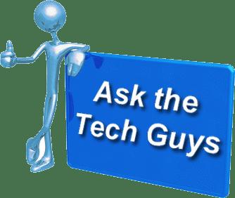 Ask the Tech Guys