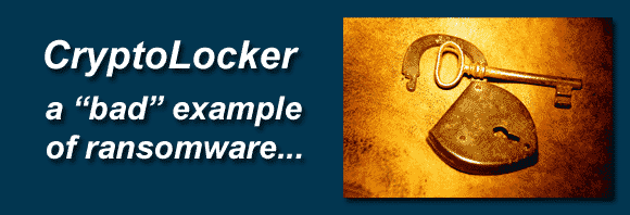 """Post image for CryptoLocker – A """"bad"""" example of ransomware"""
