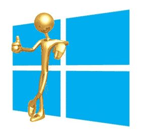 Windows 8 Logo Guy