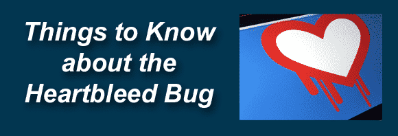 Post image for Things to Know about the Heartbleed Bug