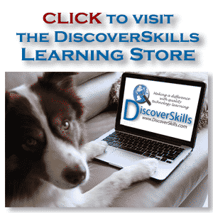 DiscoverSkills Technology Learning Store