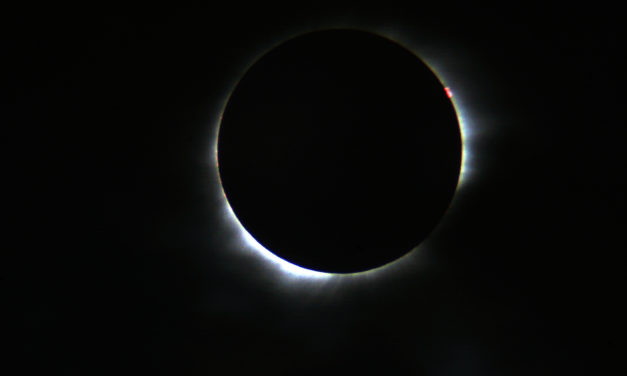 Pictures from the Great Eclipse of 2017