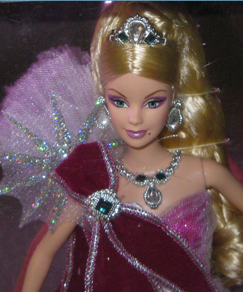 barbie collector 2005 holiday barbie by bob mackie nib