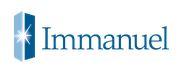 Immanuel Health Systems Logo