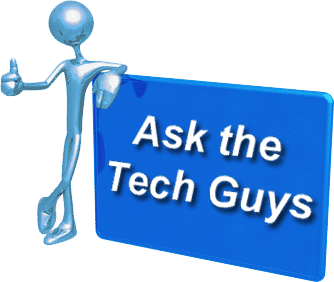 Ask the Tech Guys
