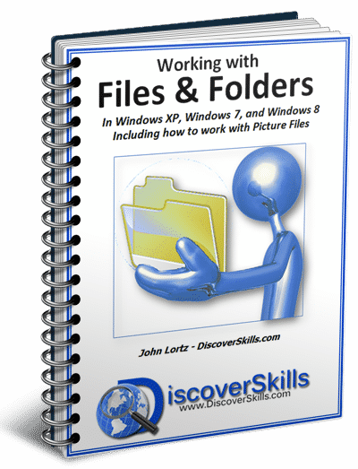Working with Files & Folders