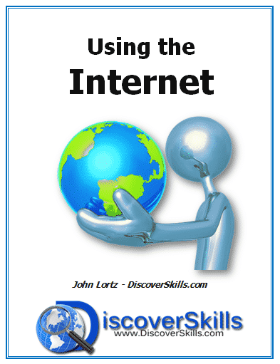 DiscoverSkills - Using the Internet