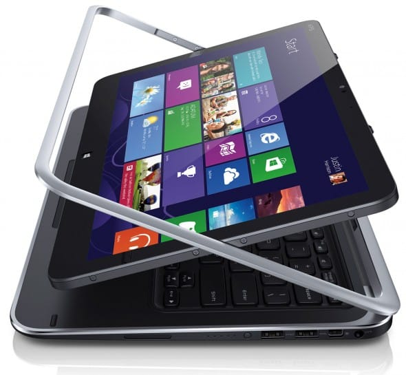 Dell Convertible Laptop
