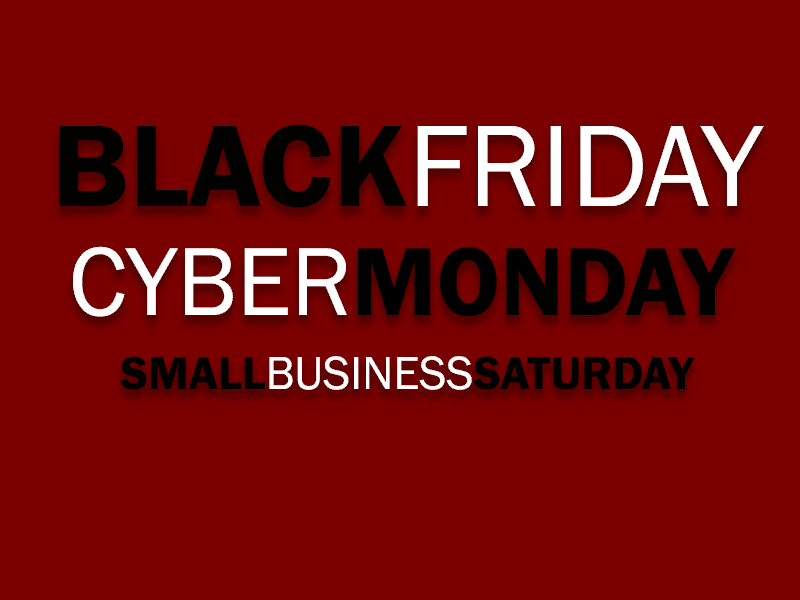 Black Friday to Cyber Monday… What's it all about?