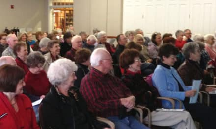 FREE Seminar Time Again at AgeWell…